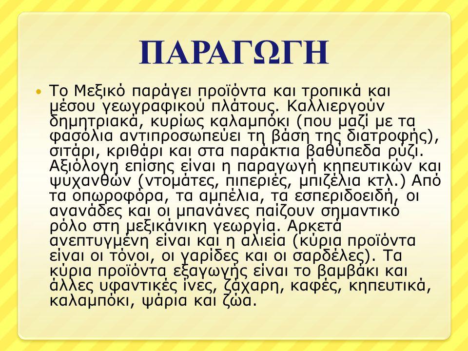 ΠΑΡΑΓΩΓΗ