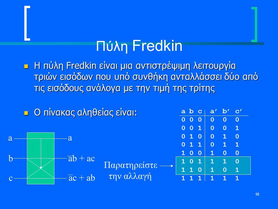 Πύλη Fredkin