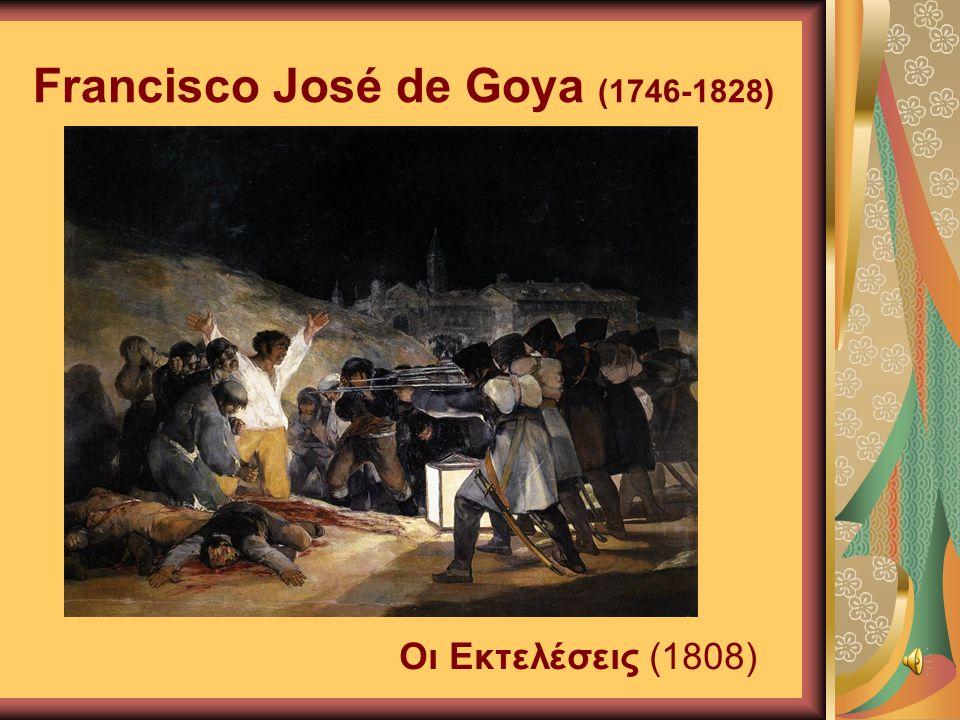 Francisco José de Goya (1746-1828)