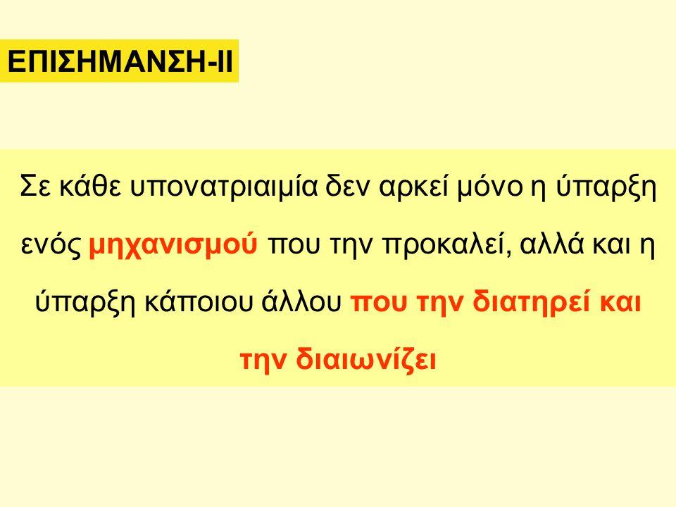 ΕΠΙΣΗΜΑΝΣΗ-II