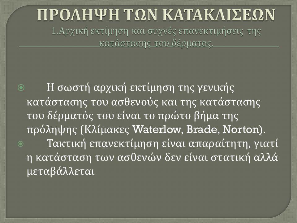 ΠΡΟΛΗΨΗ ΤΩΝ ΚΑΤΑΚΛΙΣΕΩΝ 1