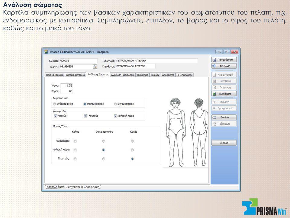 Ανάλυση σώματος