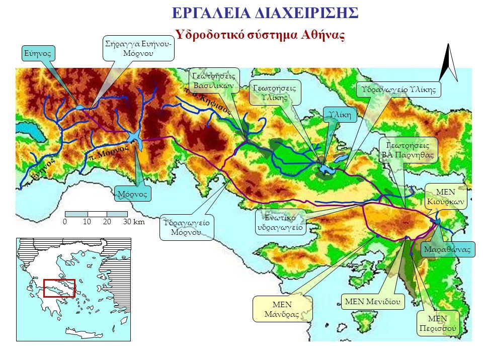Υδροδοτικό σύστημα Αθήνας