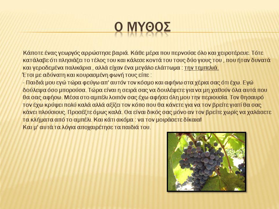 Ο μυθοσ