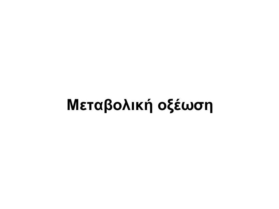 Μεταβολική οξέωση