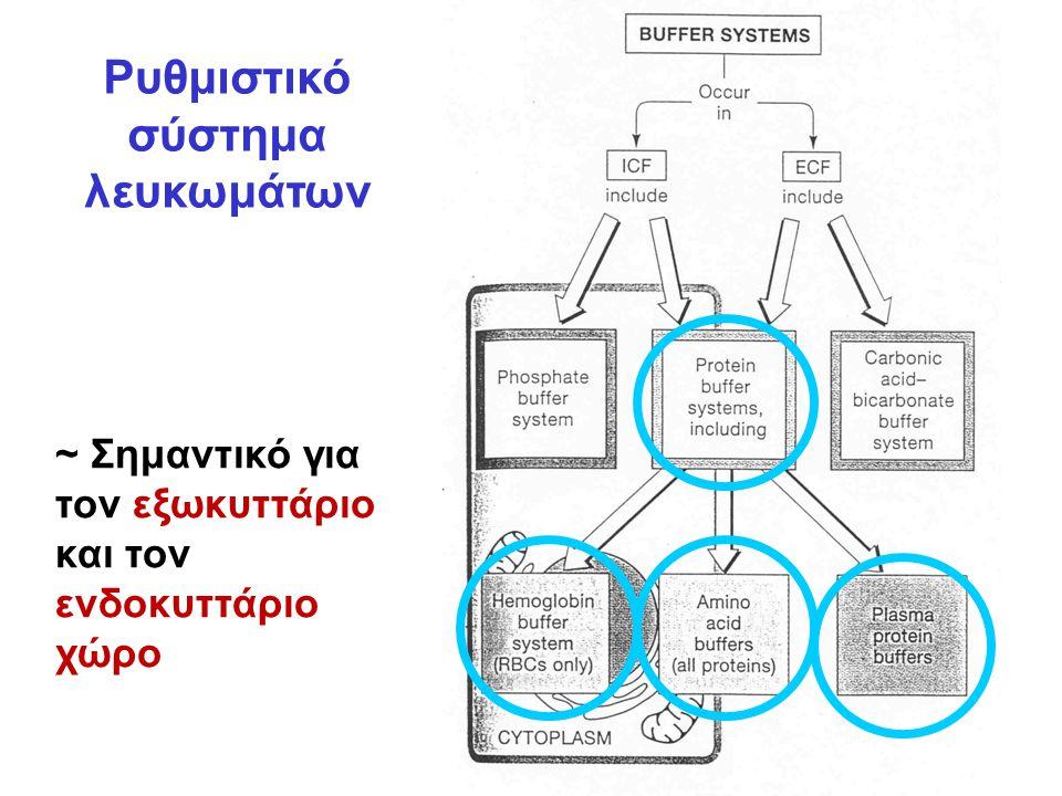 Ρυθμιστικό σύστημα λευκωμάτων