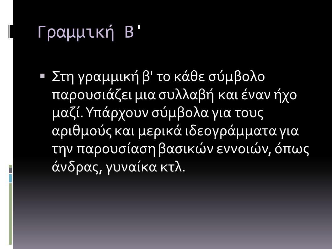 Γραμμική Β