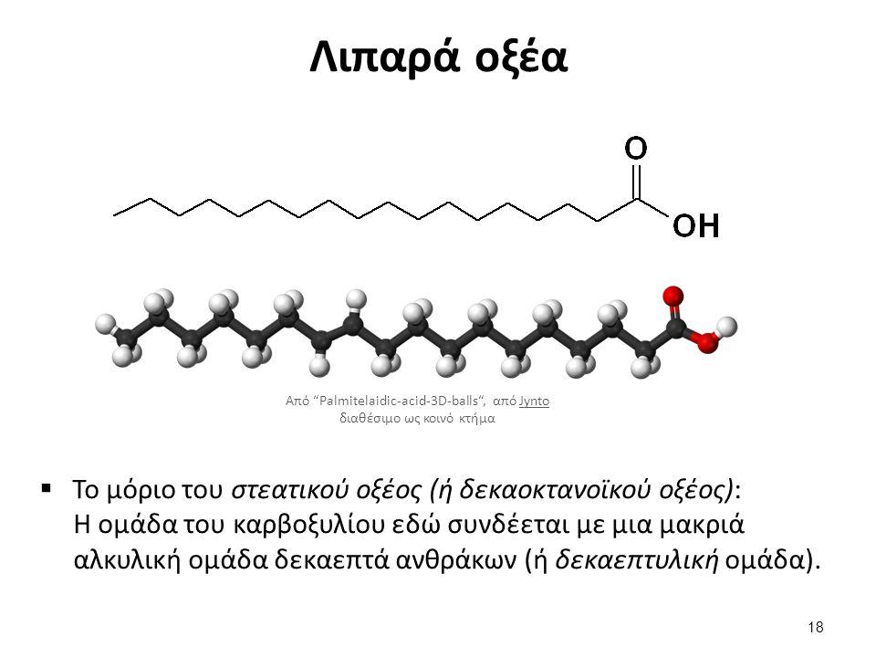 Καρβοξυλικό ανιόν Η συγκρότηση του οξικού ανιόντος: