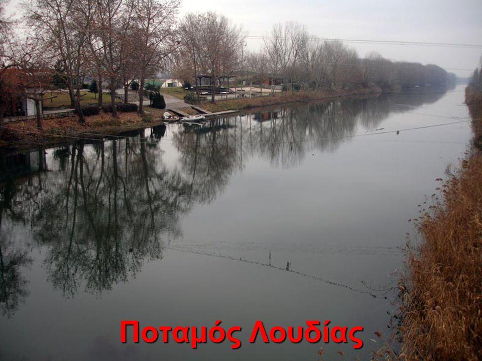 Ποταμός Λουδίας