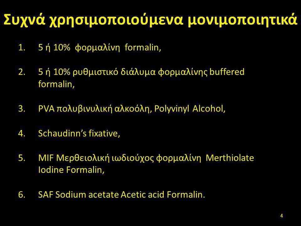 Ιδανικό μονιμοποιητικό (1 από 2)