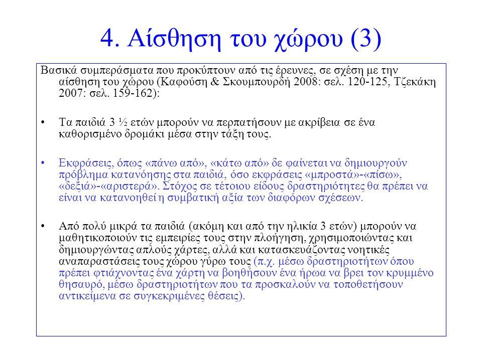 4. Αίσθηση του χώρου (3)