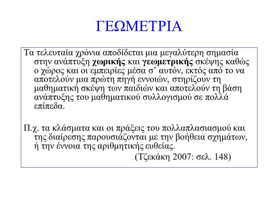 ΓΕΩΜΕΤΡΙΑ