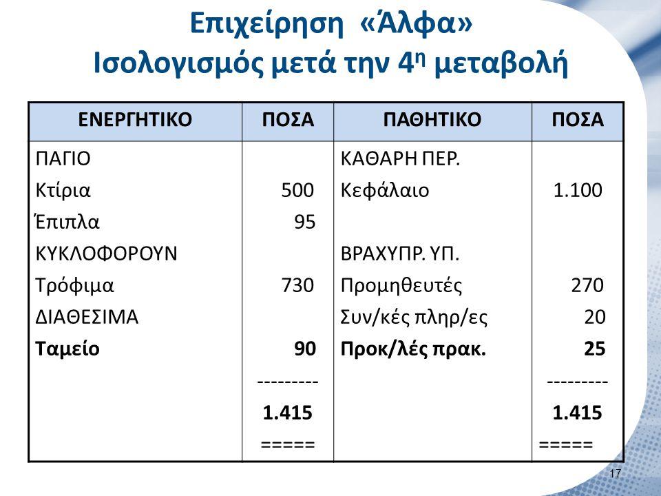 Κ Κ=(ΚΕ+ΔΕ)-ΒΥ ΚΚ=(730+90)-315 ΚΚ=495