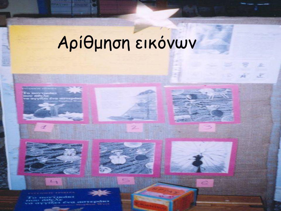 Αρίθμηση εικόνων