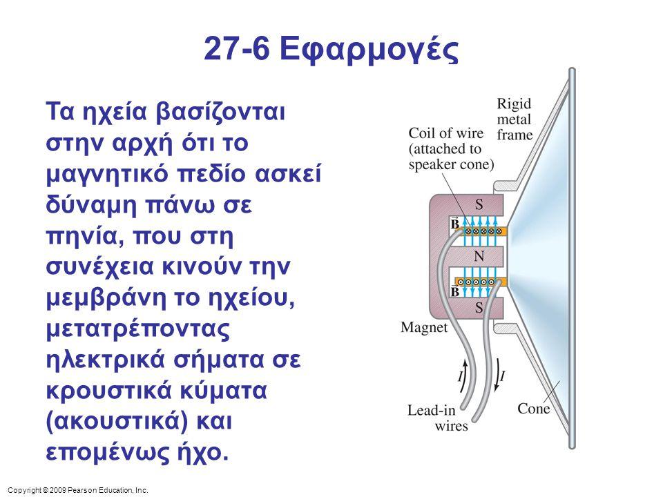 27-6 Εφαρμογές