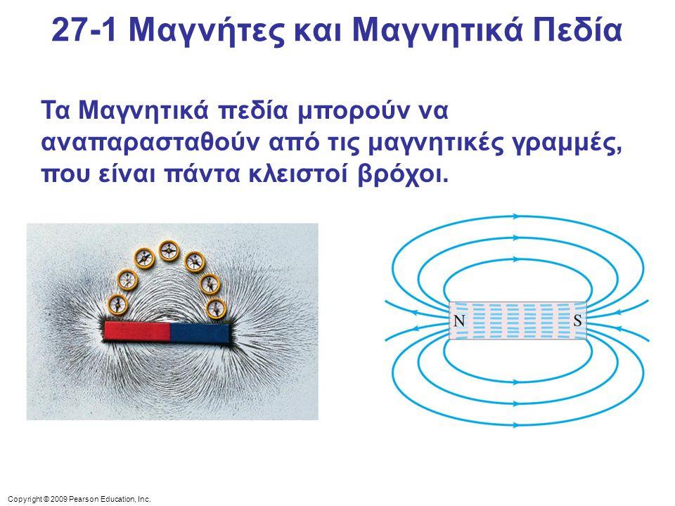 27-1 Μαγνήτες και Μαγνητικά Πεδία