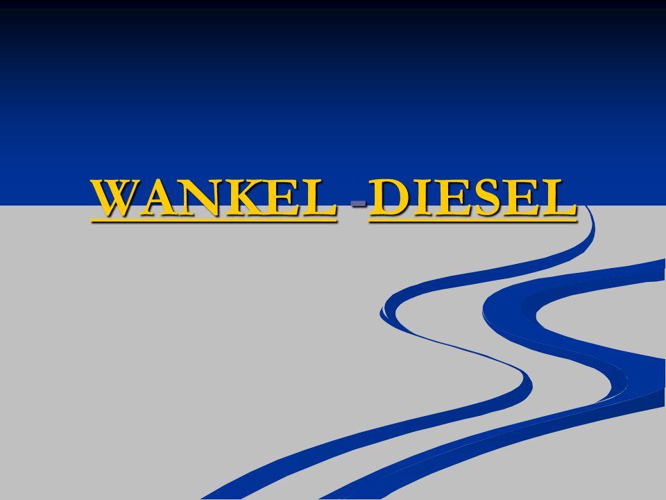 WANKEL -DIESEL