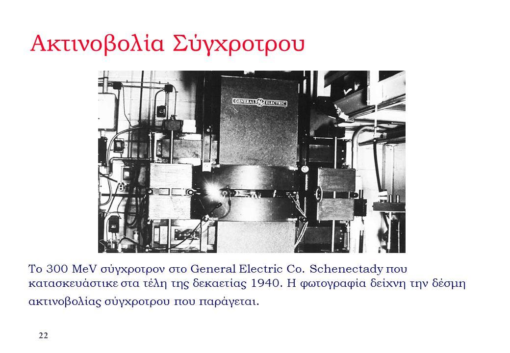 Ακτινοβολία Σύγχροτρου