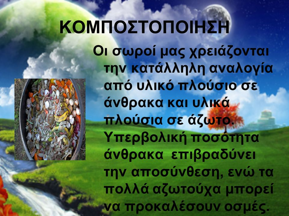 ΚΟΜΠΟΣΤΟΠΟΙΗΣΗ