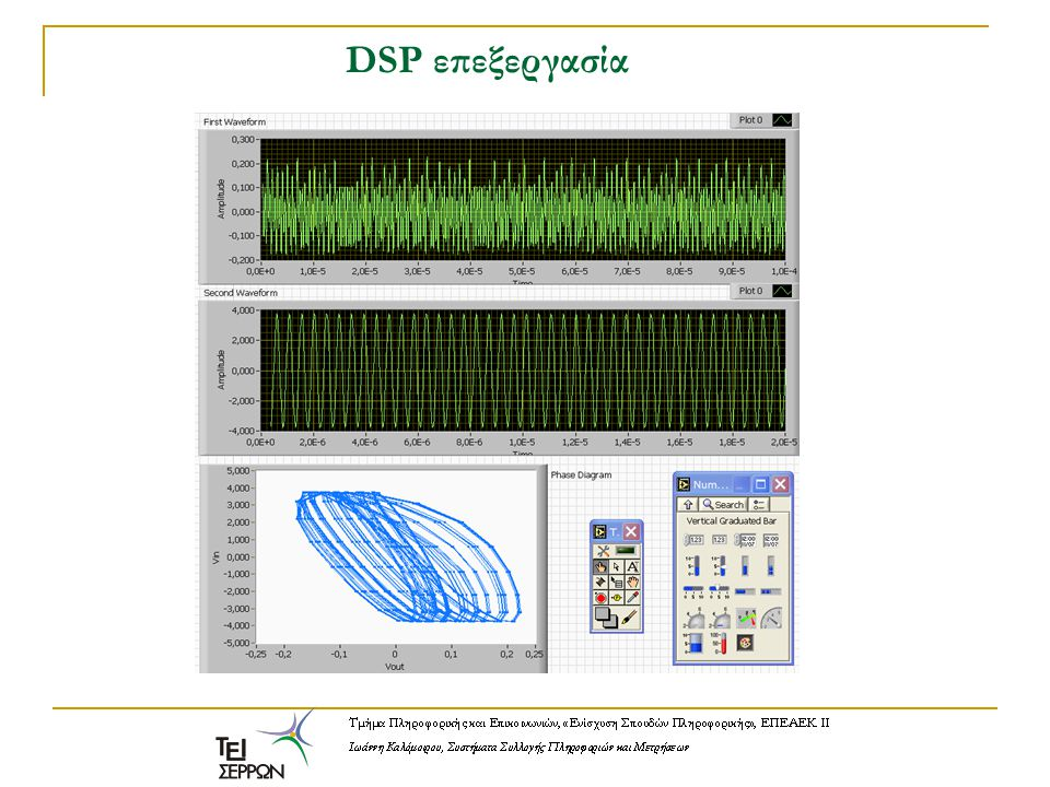 DSP επεξεργασία