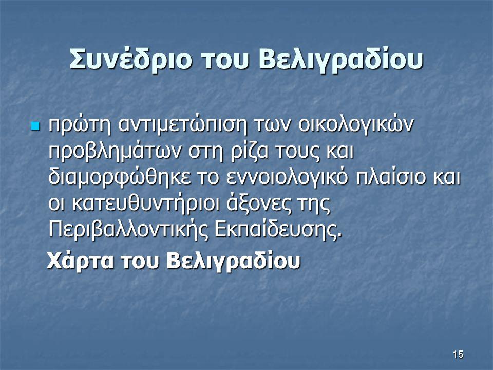 Συνέδριο του Βελιγραδίου