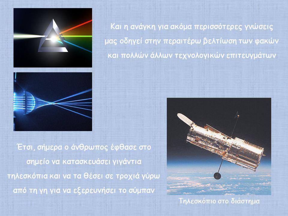 Τηλεσκόπιο στο διάστημα