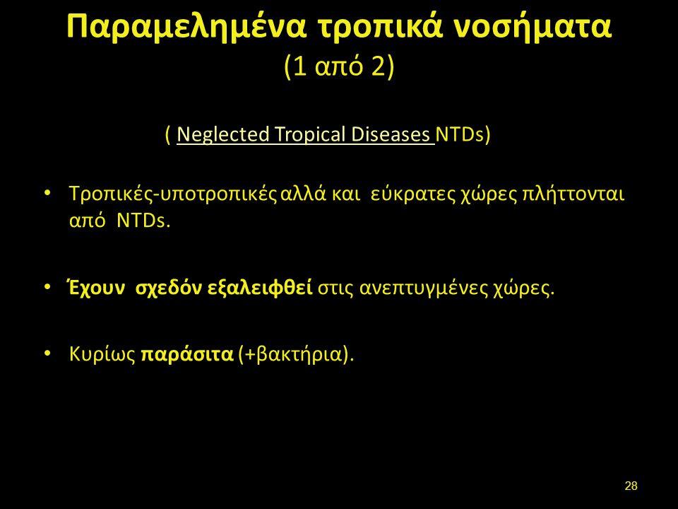 Παραμελημένα τροπικά νοσήματα (2 από 2)