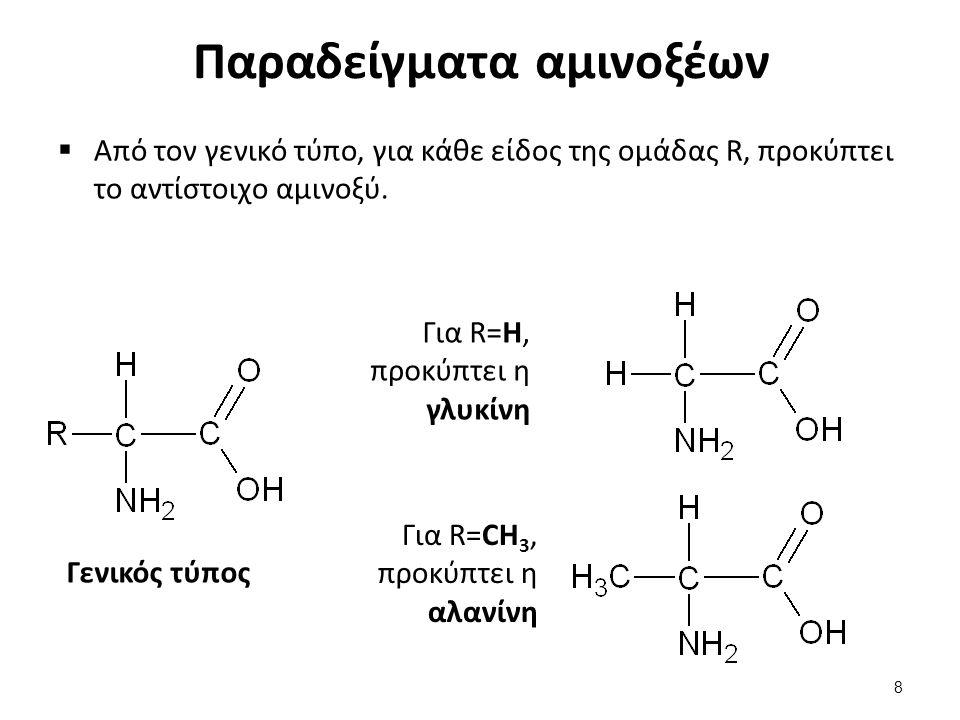 Τα θεμελιώδη αμινοξέα (1 από 3)