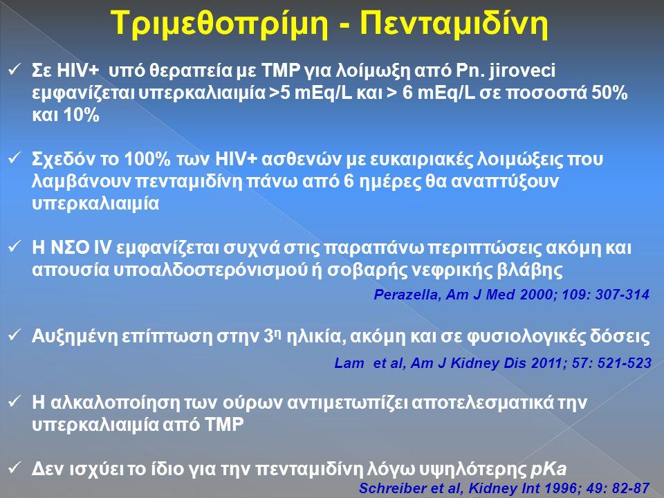 Τριμεθοπρίμη - Πενταμιδίνη
