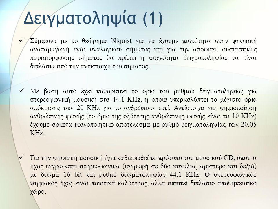 Δειγματοληψία (1)