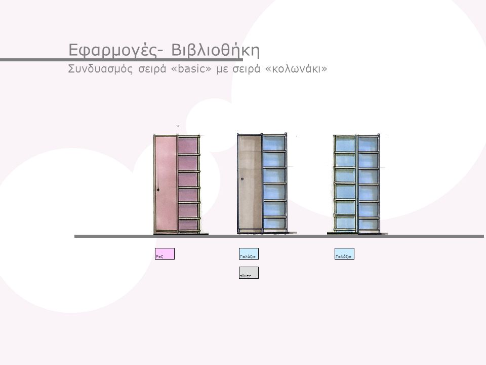 Εφαρμογές- Βιβλιοθήκη