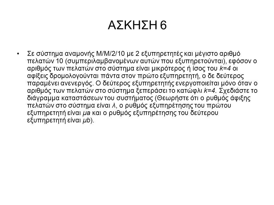 ΑΣΚΗΣΗ 6