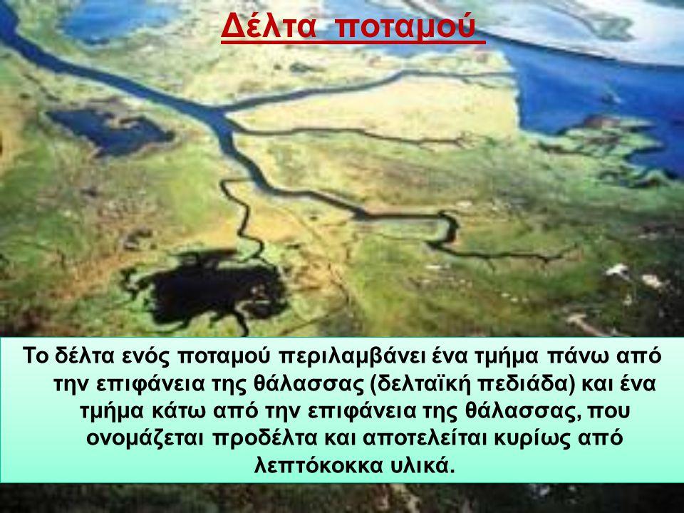 Δέλτα ποταμού