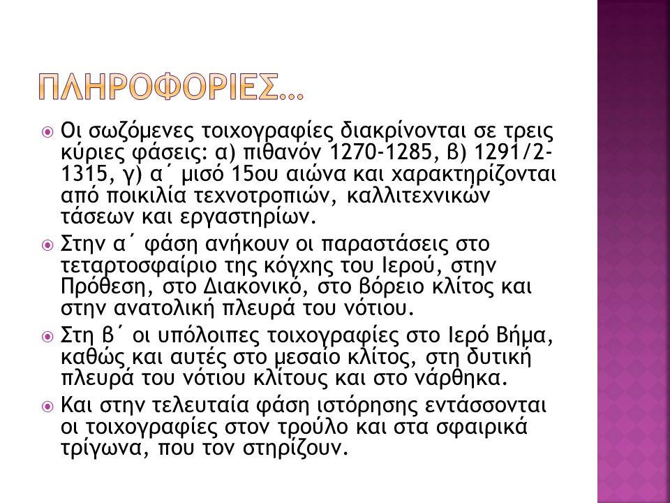 ΠΛΗΡΟΦΟΡΙΕΣ…