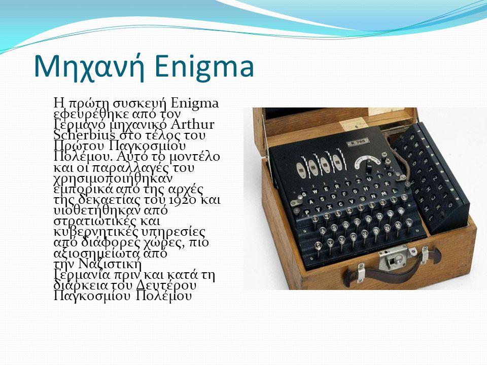 Μηχανή Enigma