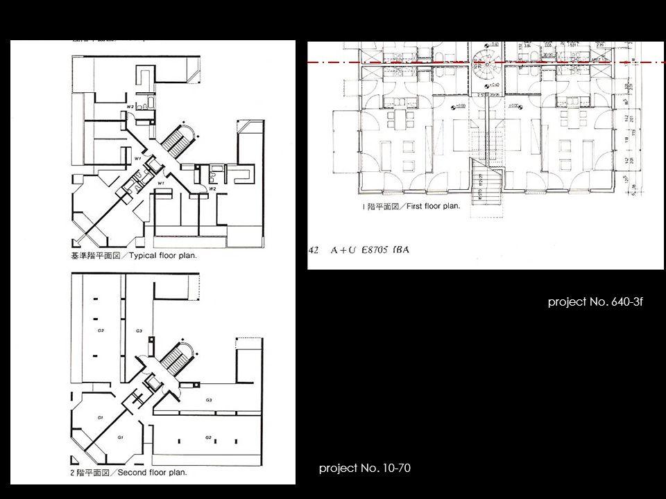project No. 640-3f project No. 10-70