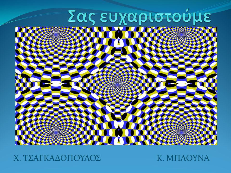 Χ. ΤΣΑΓΚΑΔΟΠΟΥΛΟΣ Κ. ΜΠΛΟΥΝΑ