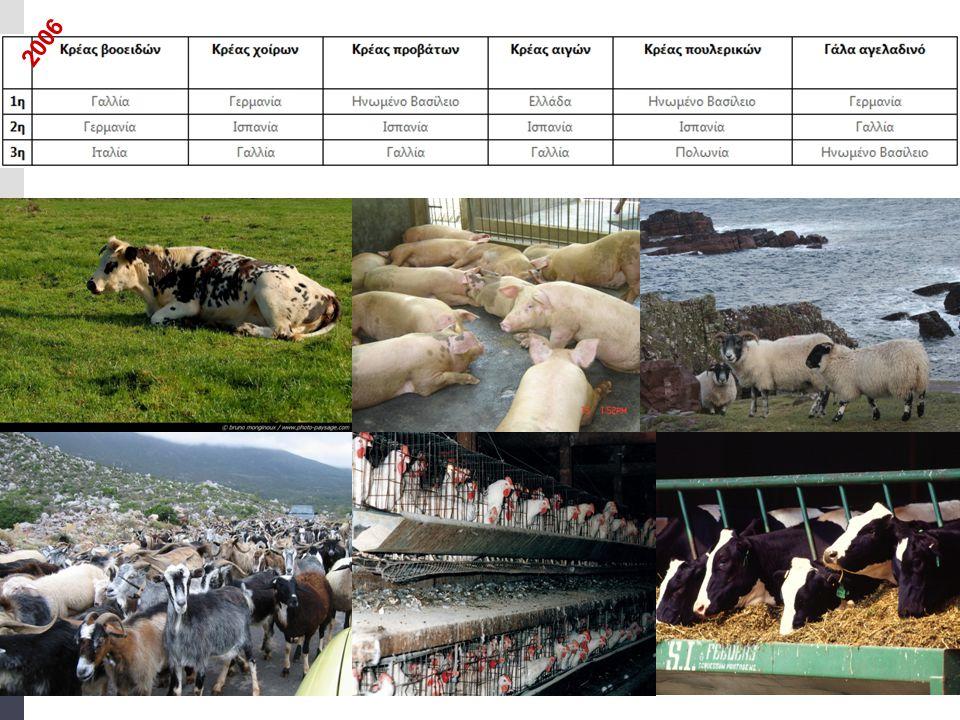 2006 κτηνοτροφία