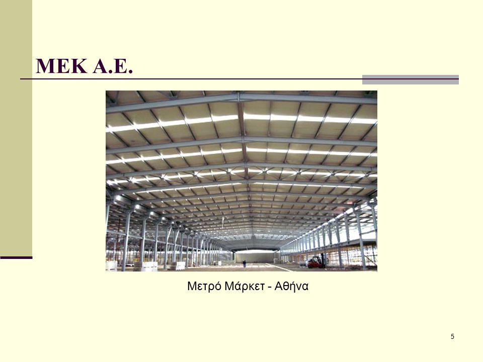 ΜΕΚ Α.Ε. Mετρό Mάρκετ - Αθήνα