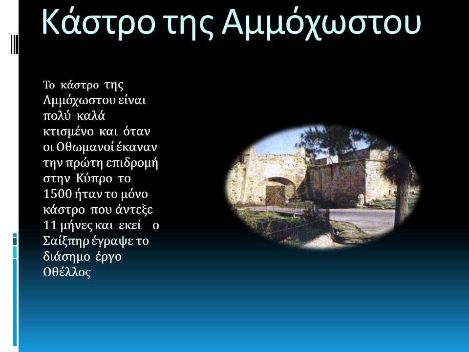 Κάστρο της Αμμόχωστου