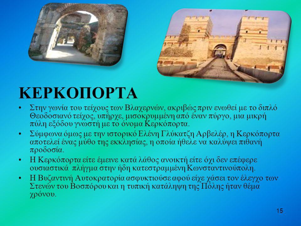 ΚΕΡΚΟΠΟΡΤΑ