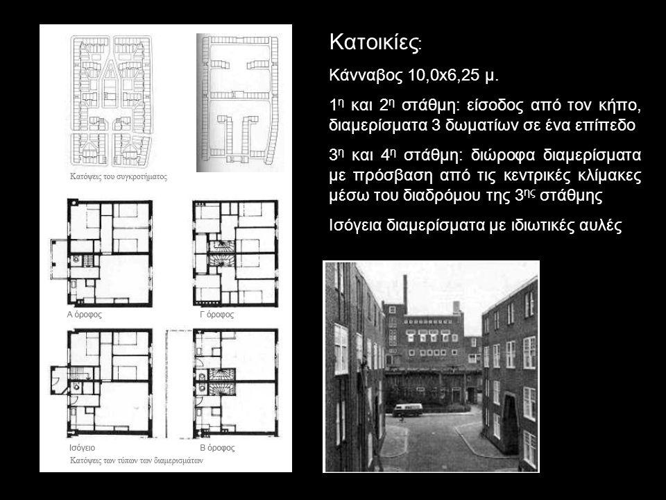 Κατοικίες: Κάνναβος 10,0x6,25 μ.