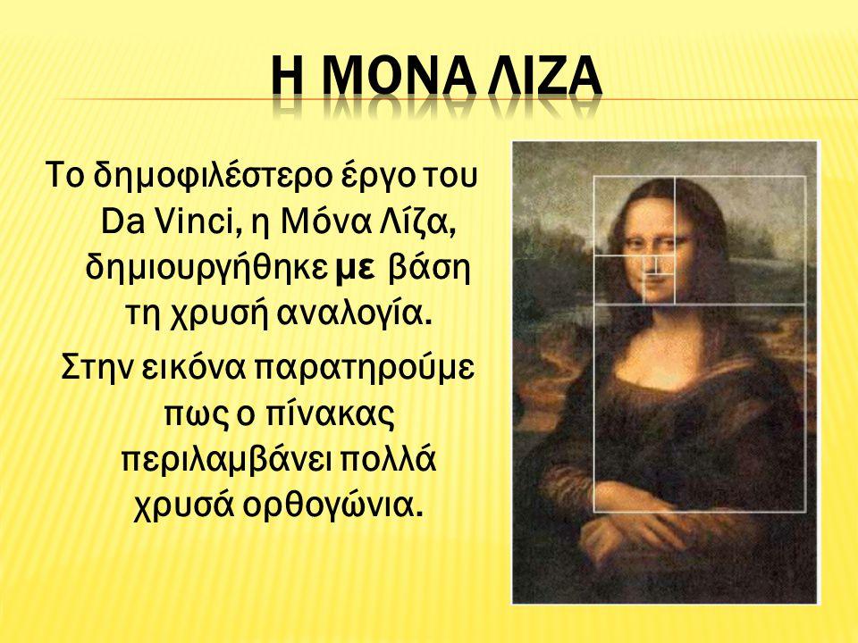 Η ΜΟνα ΛΙζα