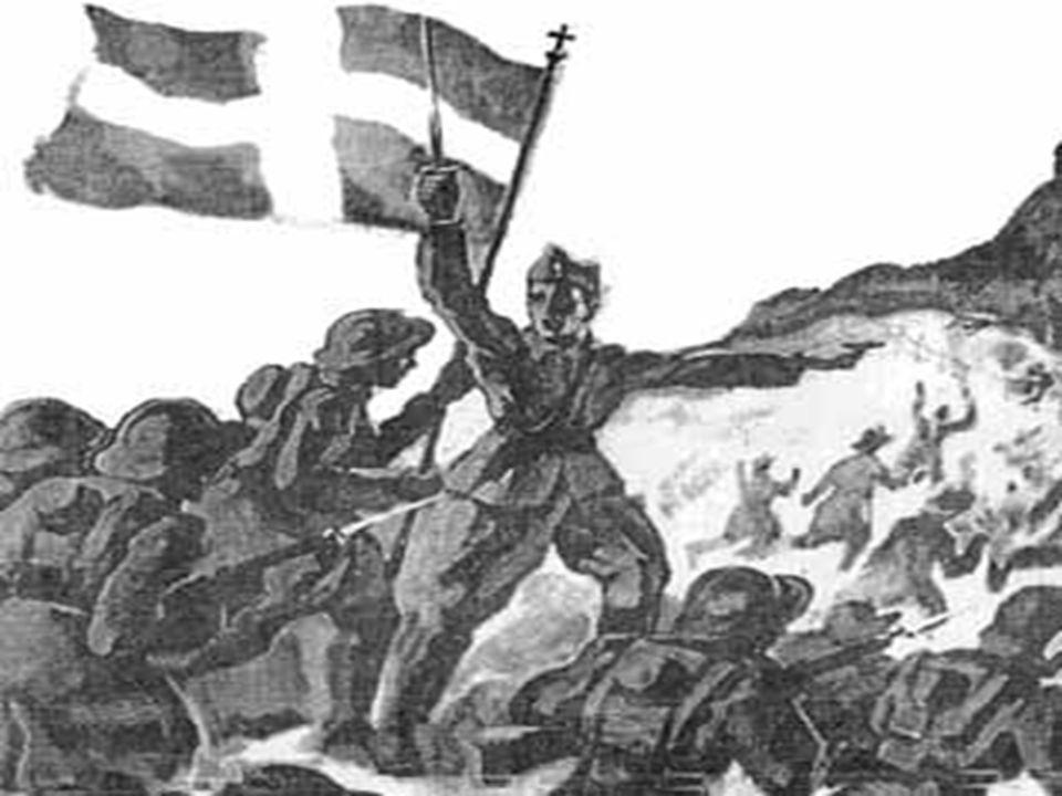 Οι αλλεπάλληλες επιθέσεις των Ελλήνων είχαν αποτέλεσμα