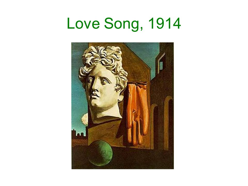 Love Song, 1914