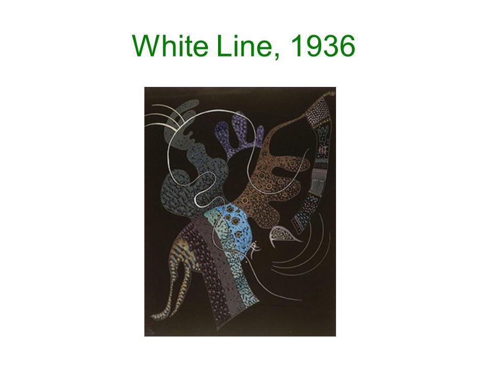 White Line, 1936