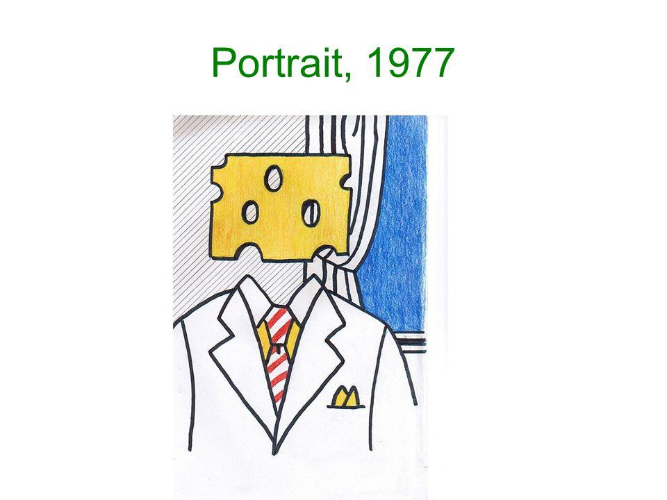 Portrait, 1977