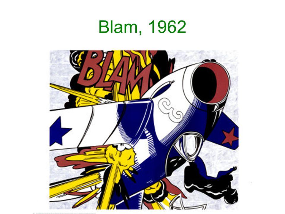 Blam, 1962