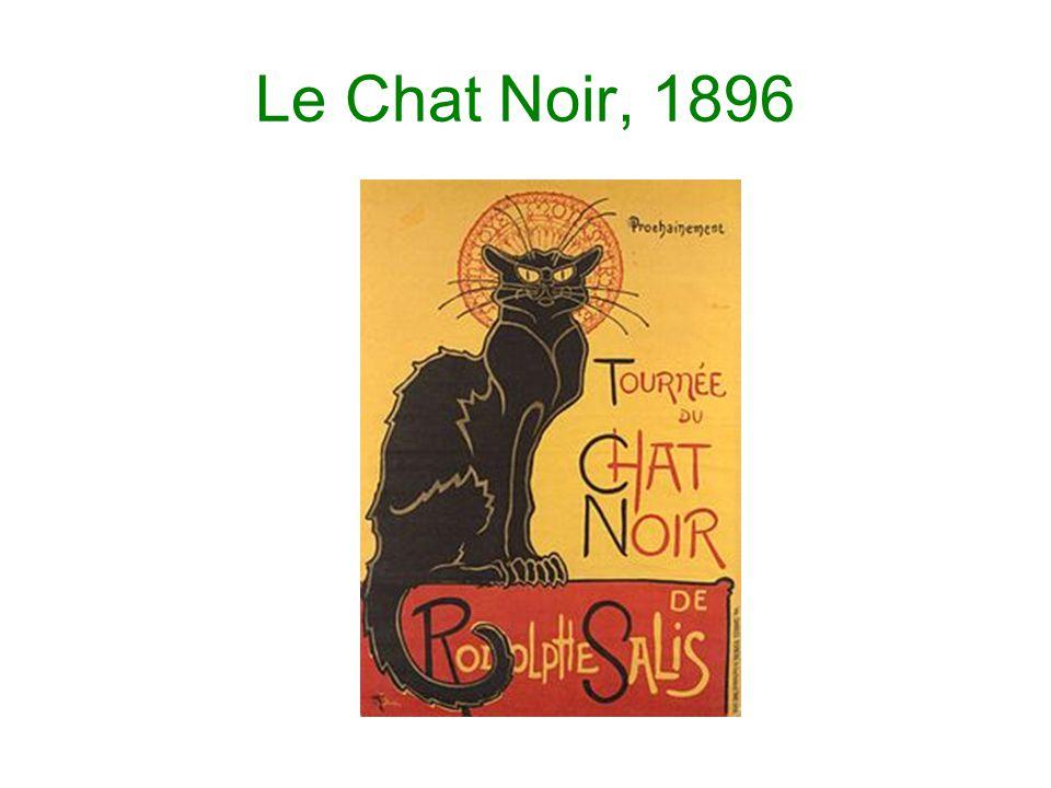 Le Chat Noir, 1896