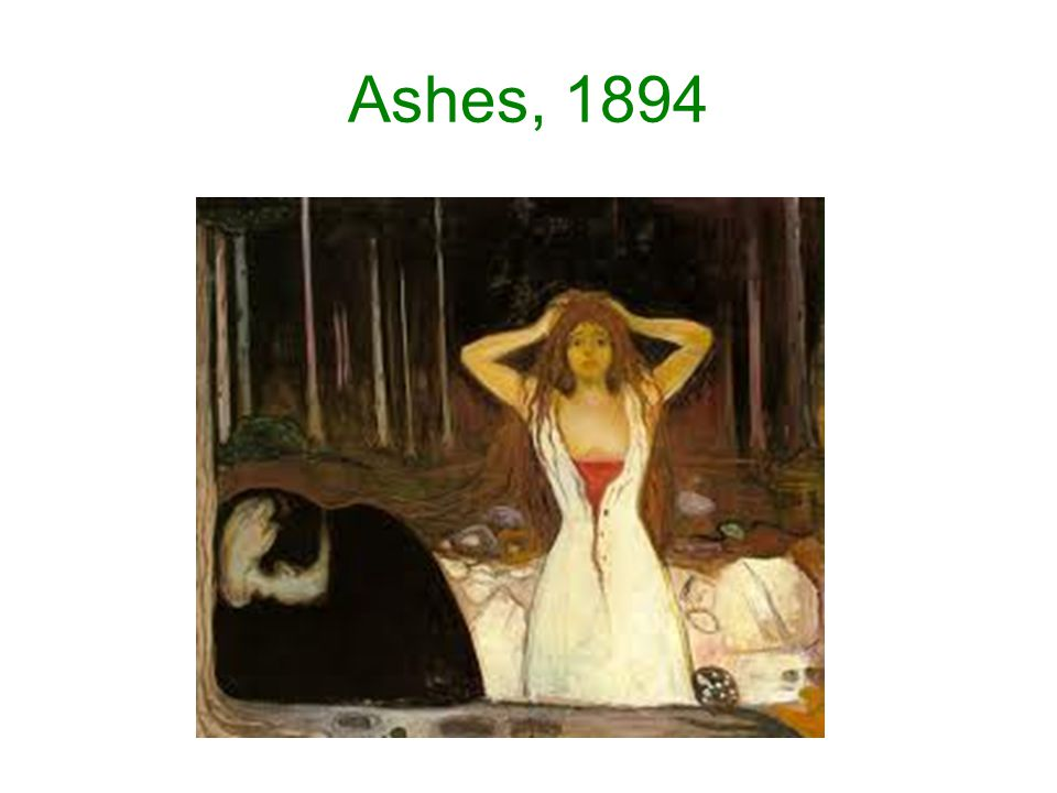 Ashes, 1894